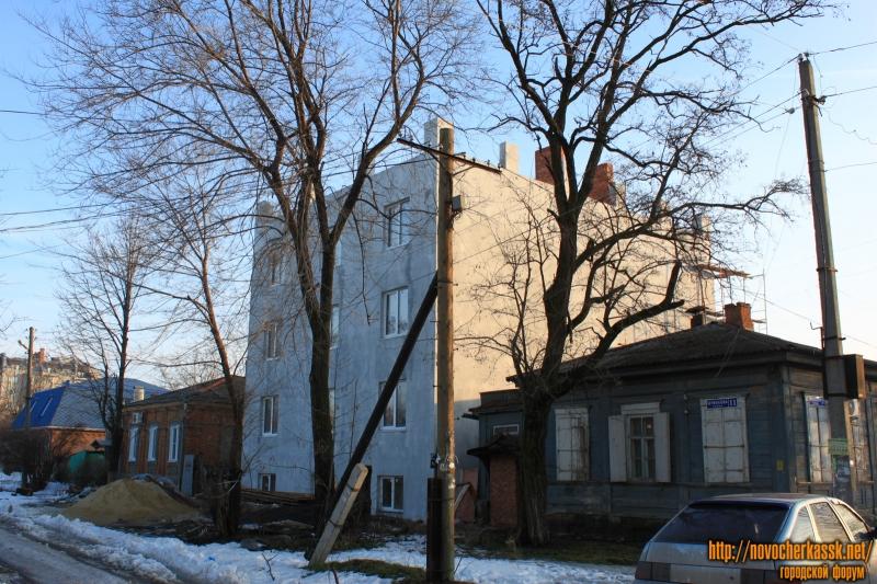 Строительство на улице Шумакова, 9