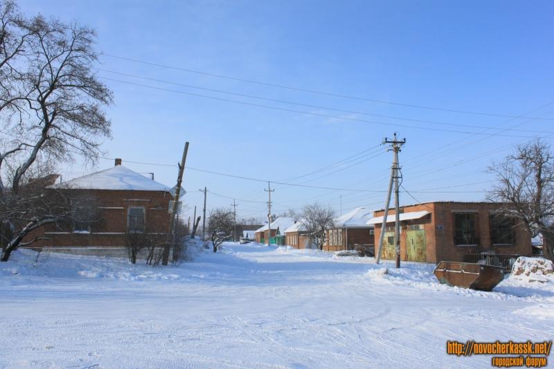 Улица Щорса. Вид с перекрестка с Ларина