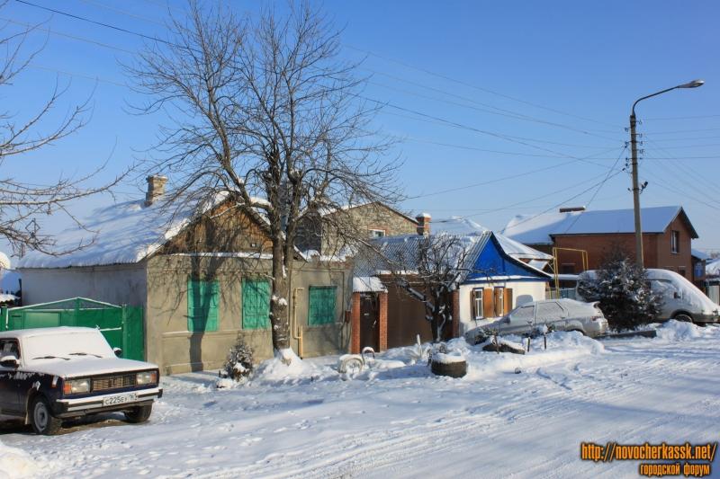 Улица Щорса, 118-116