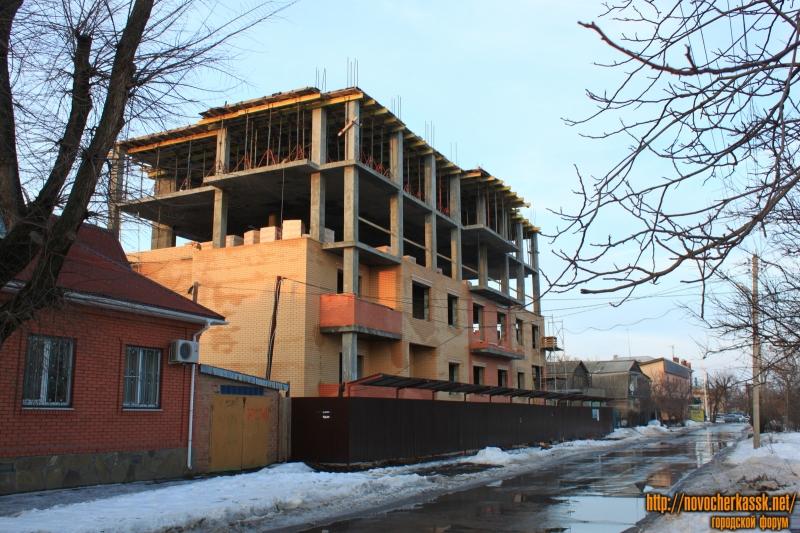Строительство дома по адресу: улица Энгельса, 6