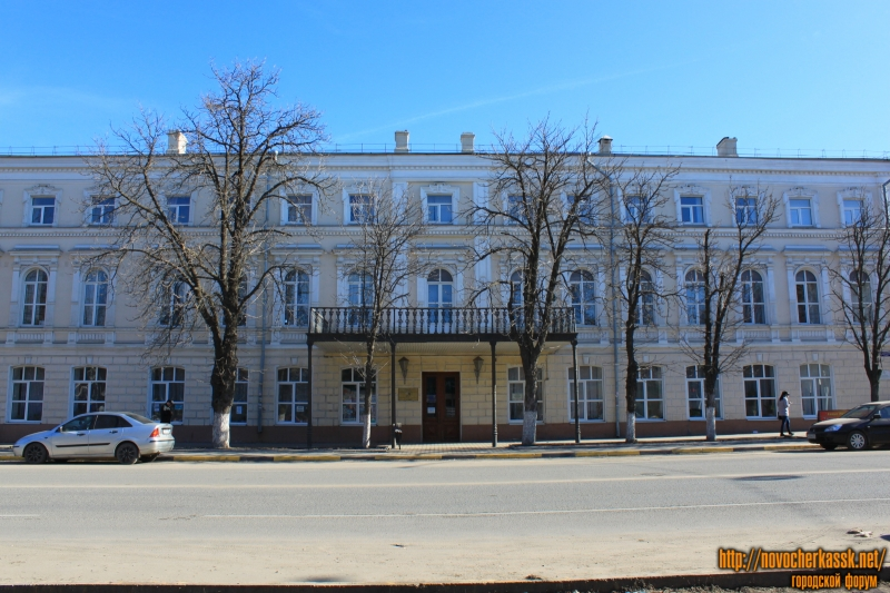 Улица Московская, 18