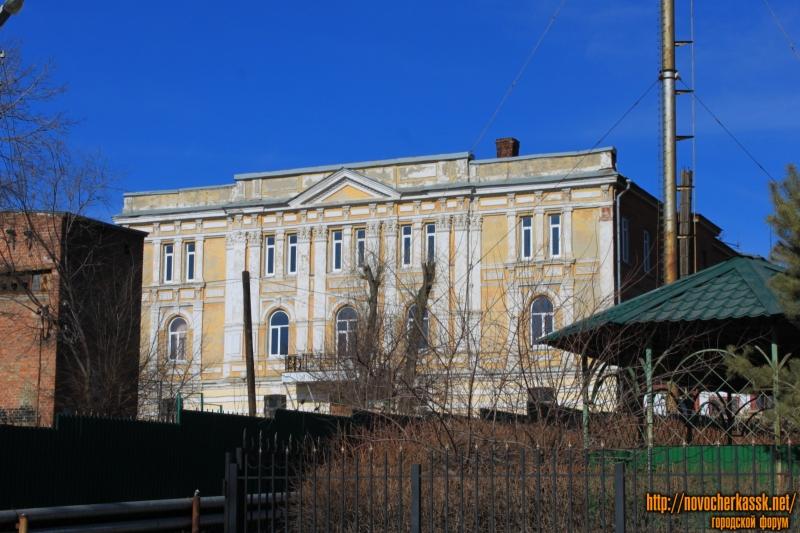 Автотранспортный колледж (первое здание НПИ)