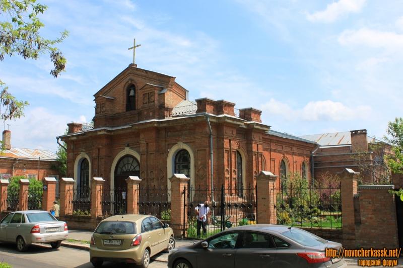 Костел на Просвещения