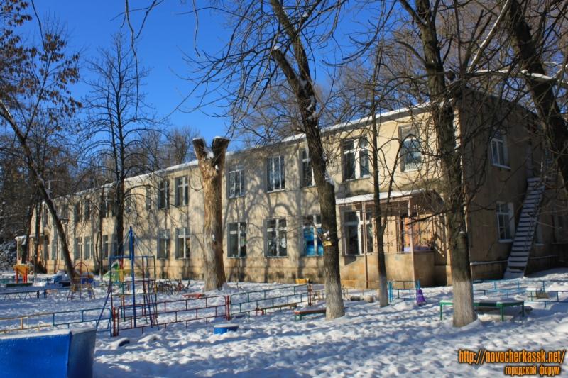 Детский сад №32 «Орлёнок». Проспект Баклановский, 122А