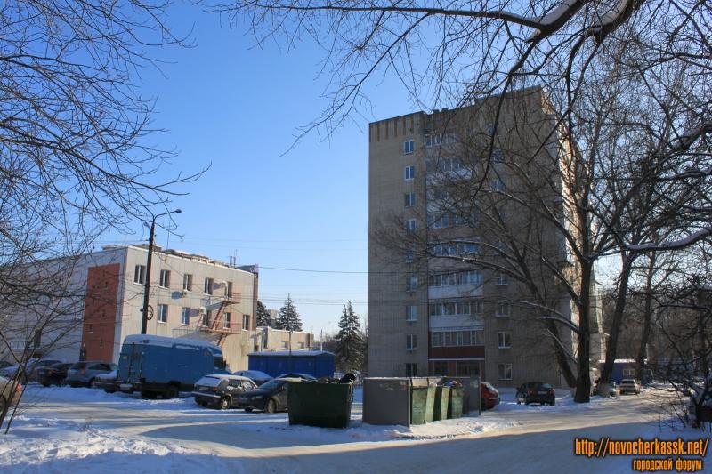 Проспект Баклановский, 124 и кинотеатр «Космос»