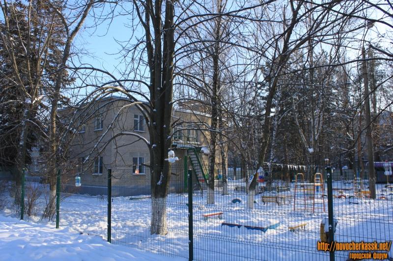 Детский сад №57 «Колокольчик». Проспект Баклановский, 142