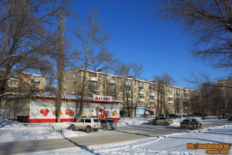 Проспект Баклановский, 154 корпус 1 и магазин «Магнит»