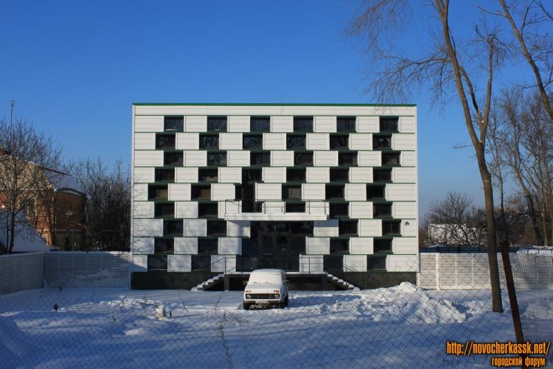 Дом на Ростовском шоссе