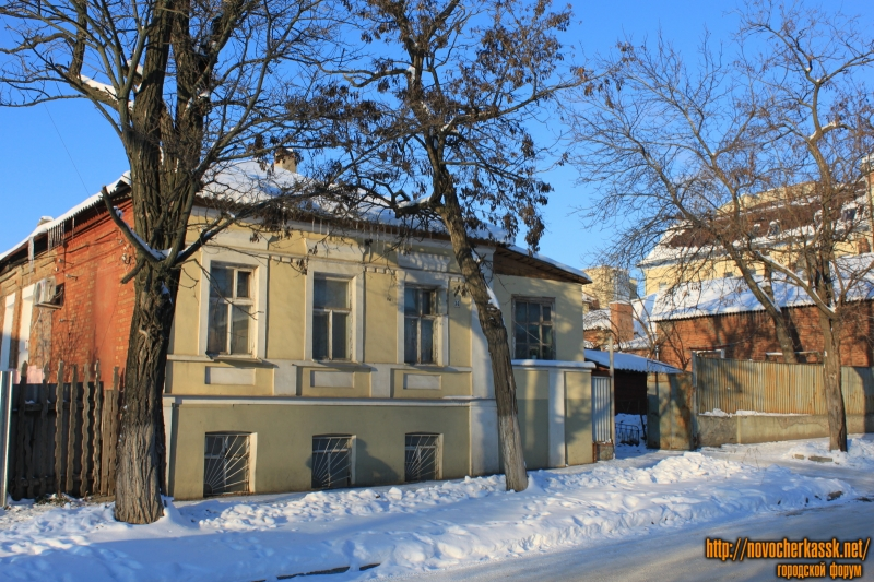 Улица Красноармейская, 34