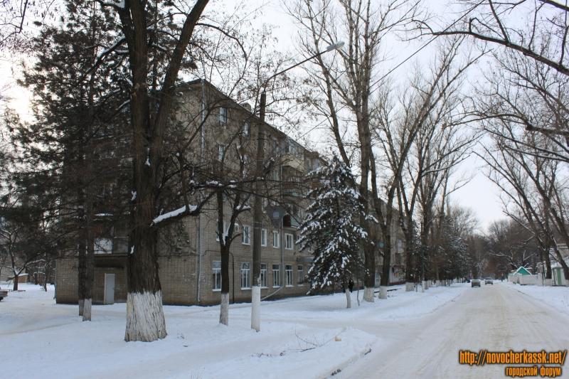 Улица Комарова, 4