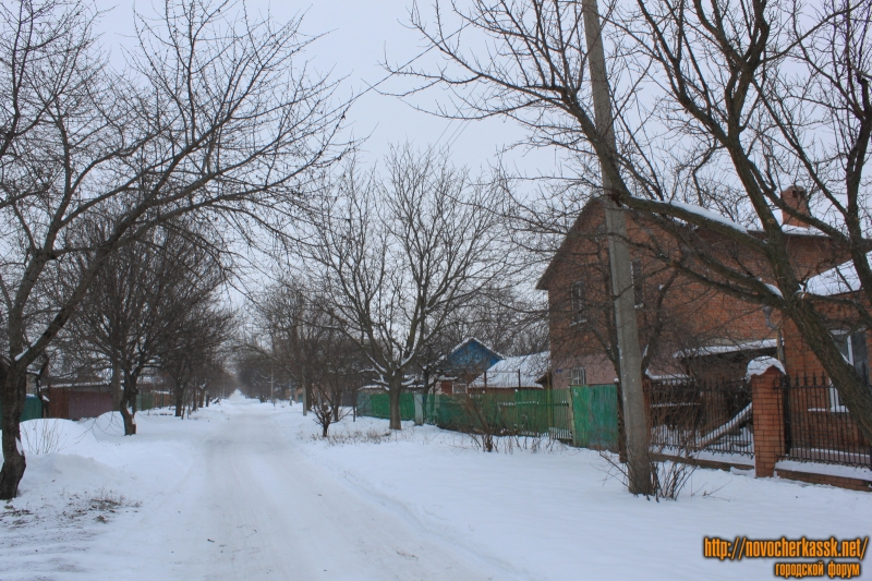 Улица Степная