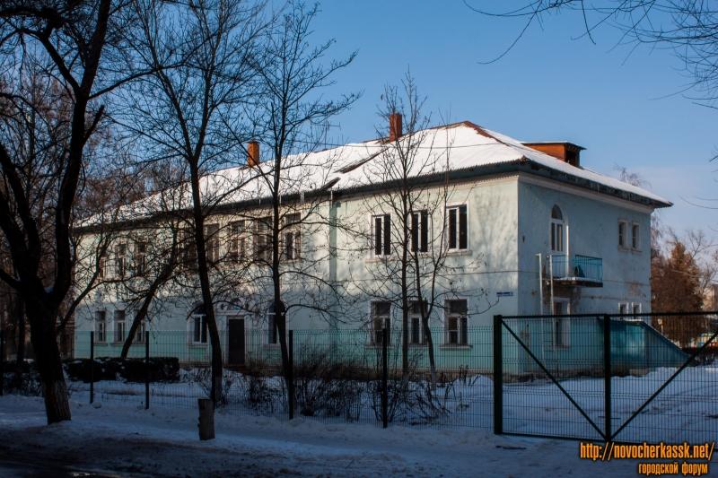 Улица Молодежная, 63. Детский сад №19