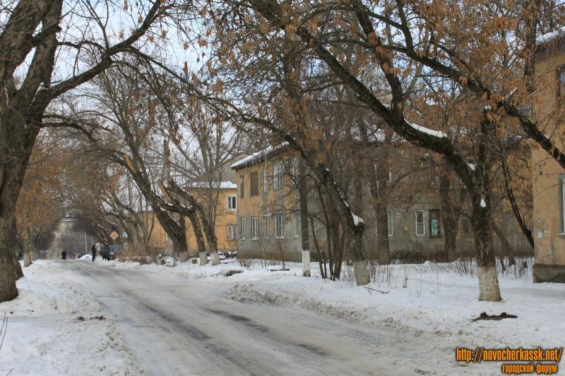 Улица Толбухина. Дома 6 и 8