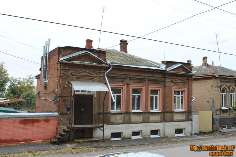 Улица Александровская, 89