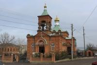 Свято-Георгиевский храм. Улица Маяковского, 30