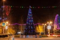 Новогодняя ёлка в Новочеркасске-2015