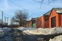 Улица Крупской. Вид на север