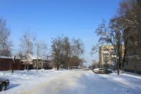 Улица Ларина в сторону Буденновской