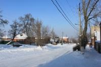 Улица Ларина в сторону Щорса