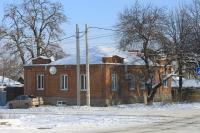 Дом на углу Крылова, 36 и улицы Буденновской