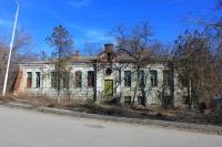 Дом на улице Вокзальной