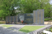 Памятник воинам-политехникам, погибшим в Великой отечественной войне
