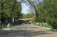 Аллея на территории ЮРГПУ (НПИ)