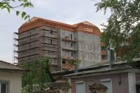Строительство дома на Дубовского