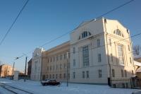 Учебно-методический корпус ЮРГПУ (НПИ). Улица Троицкая