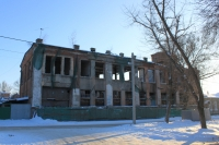 Улица Комитетская. Здание завода имени Никольского