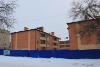 Строительство домов на улице Свободы, 20Б