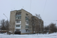 Многоэтажка на углу Мацоты и Гвардейской, 39А