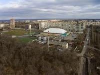 Ледовый дворец и улица Юннатов