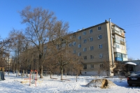 Улица Магистральная, 20. Вид со двора