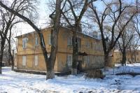 Улица Молодежная, 77. Вид со двора