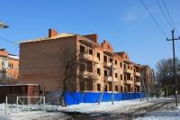 Строительство дома по улице Молодежной, 69