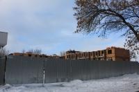 Строительство на улице Толбухина