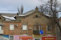 Лепнина на улице Мацоты, 75