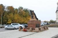 Памятник Якову Петровичу Бакланову