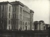 Здание горного факультета НПИ