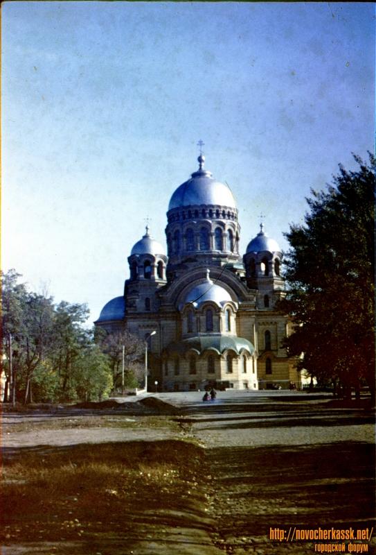 Проспект Платова и собор