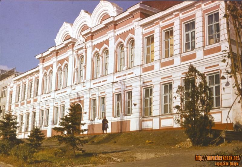 Здание заводоуправления Станкозавода