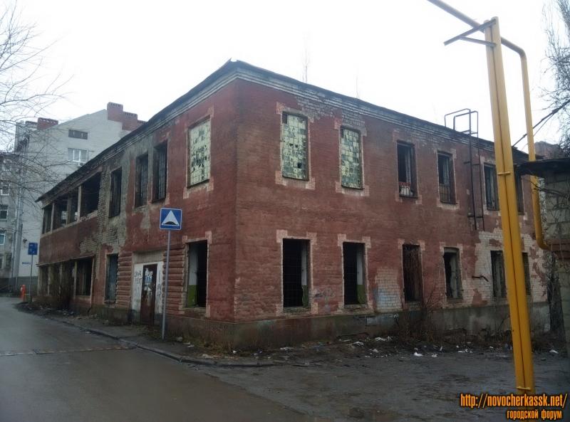 Бывшая столовая, затем клуб «Видеотон»