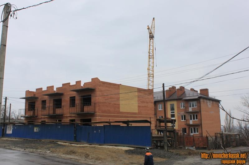 Строительство в переулке Путиловском