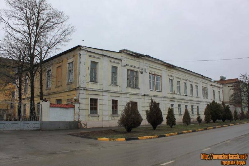 Проспект Платовский, 58