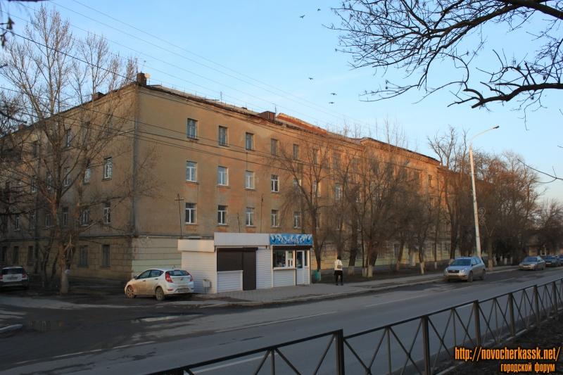 Проспект Баклановский, 78