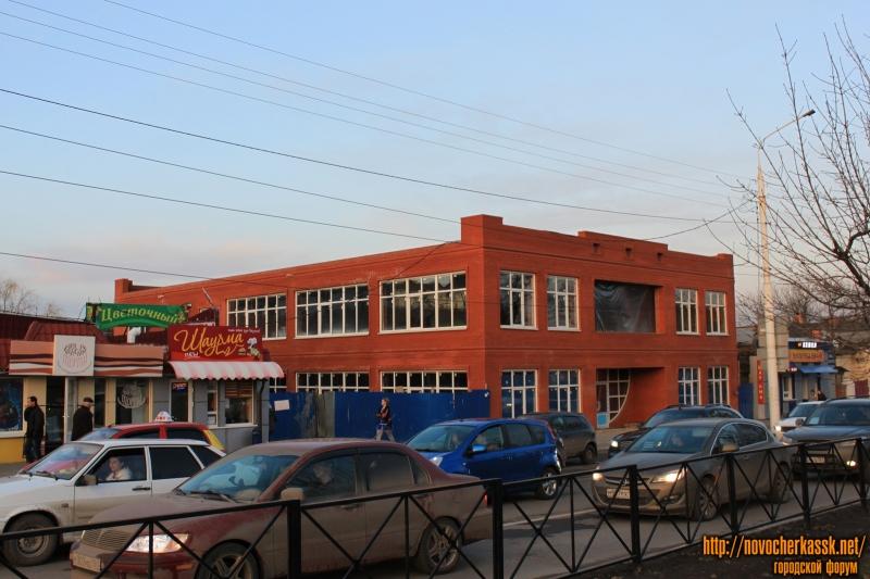 Проспект Баклановский, 58