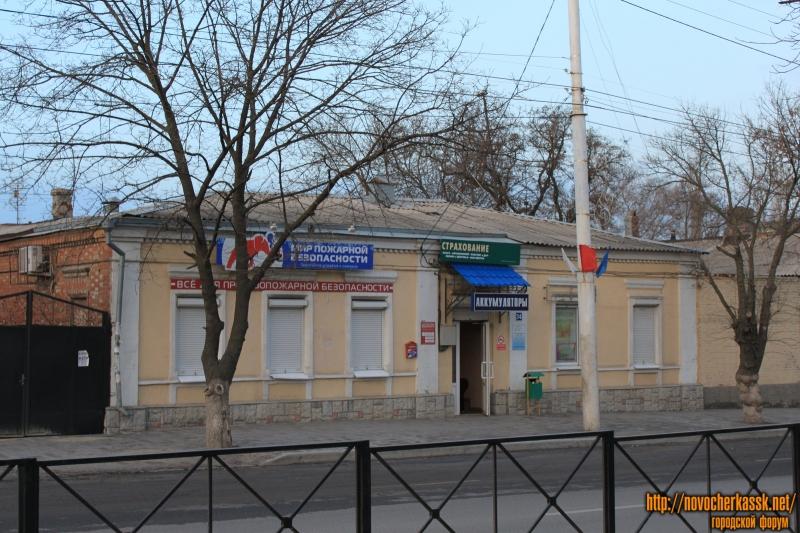 Проспект Баклановский, 34