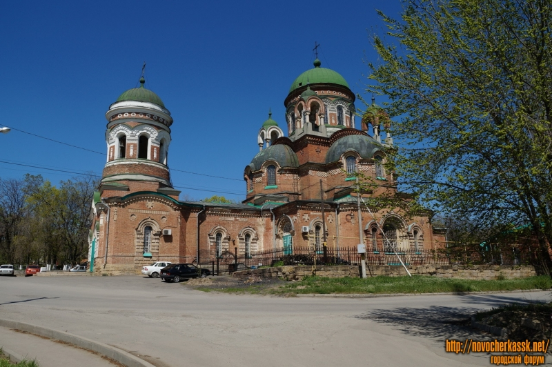 Александро-Невский храм. Апрель 2013