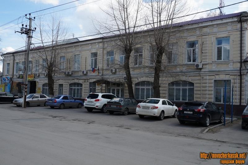 Улица Маяковского, 67. Мировой суд. Апрель 2015